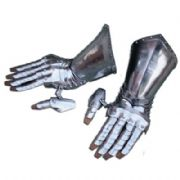 Fully Articulated Gauntlets